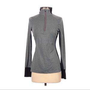 Layer 8 Active Long Sleeve Top Small track Jacket